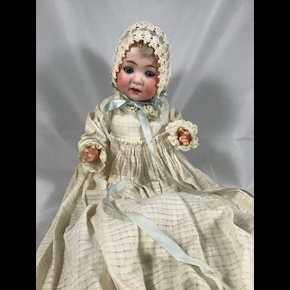 "10 1/2"" Armand Marseille Baby Doll for George Borgfeld"