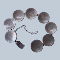 Silver Bracelet by Antonio Belgiorno