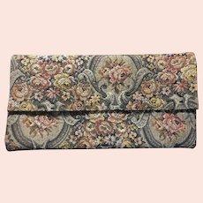 Vintage Floral Ladies Handbag