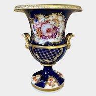 A Coalport Vase circa 1815