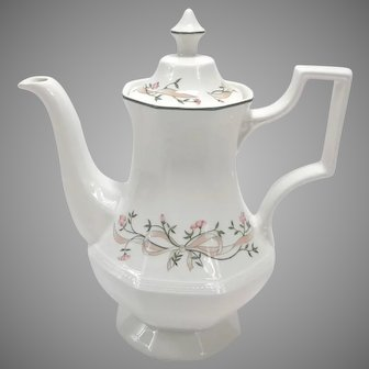 Johnson Brothers 'Eternal Beau' Coffee Pot