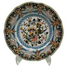 Vintage Makkum Dutch Pottery Wall Plate
