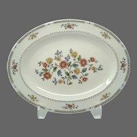 Royal Doulton 'Kingswood'  #TC1115  Oval Serving Platter
