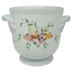 Vista Alegre 'Adrienne' Portugal Cache Pot Jardiniere  by Marion Vinot