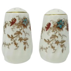 Vintage Minton 'Ancestral' Salt & Pepper Set
