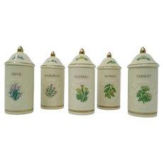 Lenox 'Spice Garden' Jar Set
