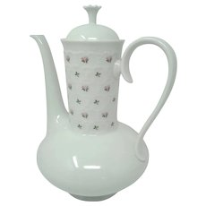 'Pirouette' Coffee Pot by Franconia-Krautheim