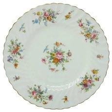 Minton MARLOW  (Older, Globe Stamp) Dinner Plates  Set/ 6