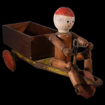 20th Century Pull Toy