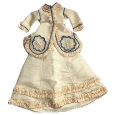 French Fashion Doll Costume Two Piece 16 or 17 inch Fashion doll