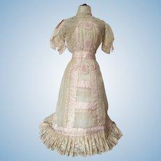 Bru Doll Costume Dress 3 Piece