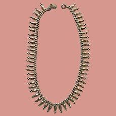 Silver Watch Chain Benjamin Kirby England