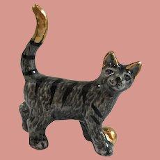 Ceramic Cat Collectable