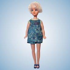 Sindy Doll clone made in Hong Kong 1960s