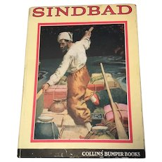Vintage Sinbad Book from Collins Bumper Books (1920-1950)