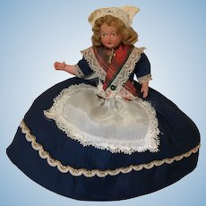 Petitcollin Doll French Maiden with Eagle Mark