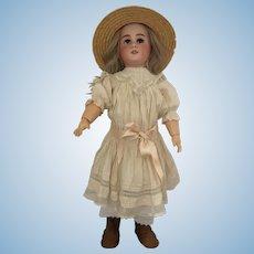 French Doll Jumeau DEP 11 25 inches