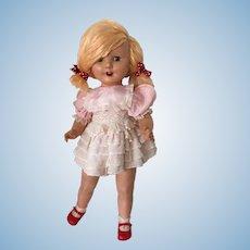 Vintage Mama Doll 24 inch doll all original clothing