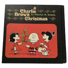 A Charlie Brown Christmas by Charles M. Schultz.