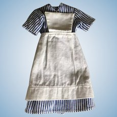 Vintage Sindy Doll Nurse Uniform (2 piece)