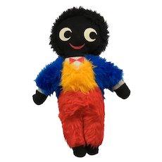 Vintage Robertsons Jam Black Plush Toy Doll