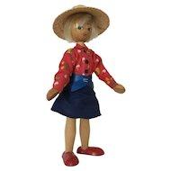 Peg Doll 1960s