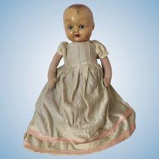 Topsy Turvy Vintage Bisque Head Cloth Body Doll