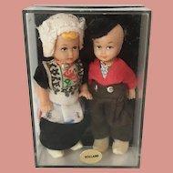 Character Dolls made in Hong Kong