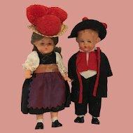 German Character Dolls