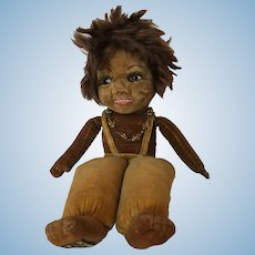 Norah Wellings Black Character Doll