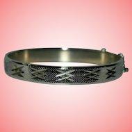 18 kt Rolled Gold Plated Bracelet