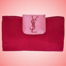 Make Up Bag by Yves Saint Laurent Hot Pink YSL