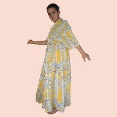 Vintage Cotton Skirt Suit by Jaeger Size UK 14 US 12