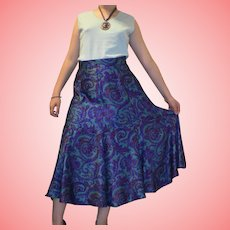 Vintage Psychedelic Skirt by Windsmoor