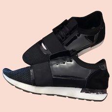 Balenciaga Race Runner Sneakers Size US 10