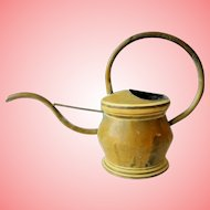 Boutique Shabby Chic Tin Metal Watering Can