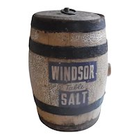 Windsor Table Salt Container