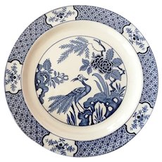"""Antique Set of Blue and White """"Yuan"""" Pattern China"""