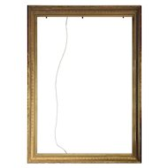 19th Century Empire French Frame