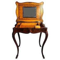 Side Table Mirror Louis XV Style XIX Century