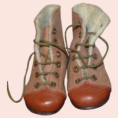 Nice children's winter boots