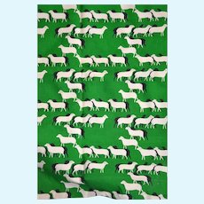 French printed cotton design Janie Padrier