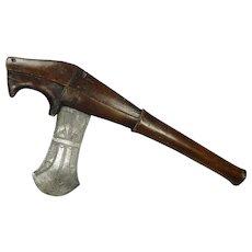 early Fang war axe, before 1900