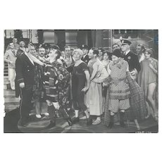 The Marx Brothers - Original Vintage Photo - 1935