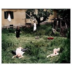 The Virgin Suicides - Original Limited Edition Photograph by Angelo Cricchi 2010