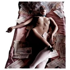 Emma Bovary - Original Limited Edition Photograph by Angelo Cricchi 2009