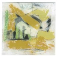 Homage To De Kooning - Oil Painting 2012 by Giorgio Lo Fermo