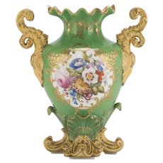Porcelain Vase French Manufacture, Beginning of 19th Century