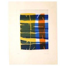 Untitled - Original Etching by Antonio Corpora - 1970s