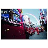 Rainbow series (no 1-6) plus video, Original set of Photographs by Jiang Zhi  2006